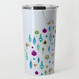 Christmas Sparkles Travel Mug