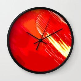 Valentine Heartquake Wall Clock