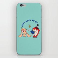 Ren & Stimpy Fan Art iPhone & iPod Skin