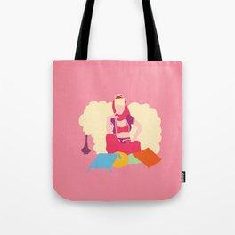 I dream of Jeannie Tote Bag