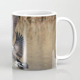 Bird Takeoff Coffee Mug