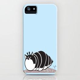 Kittypillar iPhone Case