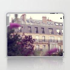 paris charm Laptop & iPad Skin