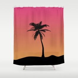 Lazy Summer Shower Curtain