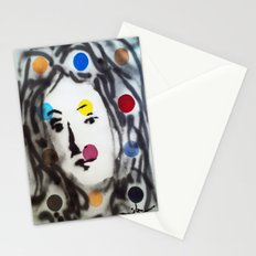 VENUS HIRSTED Stationery Cards