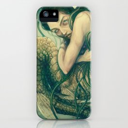 Lurking iPhone Case