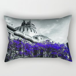 Beaux Art Mexico Rectangular Pillow