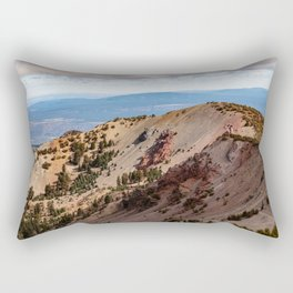 Maggie Peak view Rectangular Pillow
