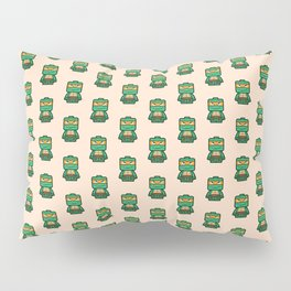 Chibi Michelangelo Ninja Turtle Pillow Sham