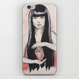 Brave Heart iPhone Skin