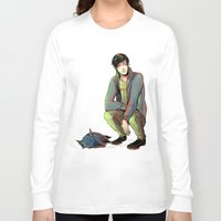 jem Long Sleeve T-shirts featuring Jem and Church by The Radioactive Peach