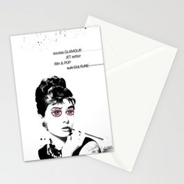 Delusional Lady Stationery Cards