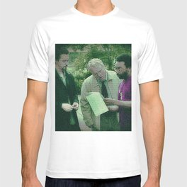 A Script For Ed & Philip By A Spike T-shirt