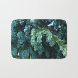 blue spruce Bath Mat