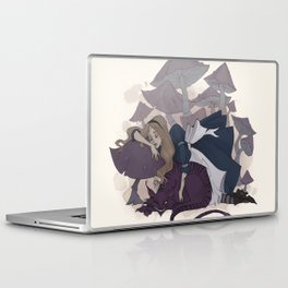 Sleeping Alice Laptop & iPad Skin