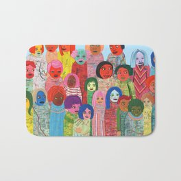 All the People Bath Mat