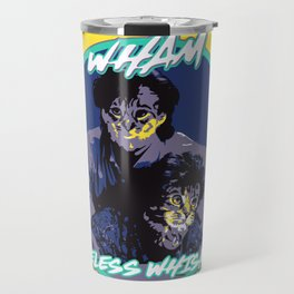 WHAM CARELESS WHISKERS Travel Mug