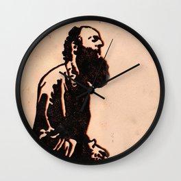 Dan Higgs Wall Clock