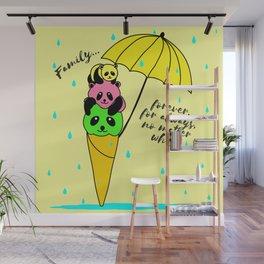 Family forever Wall Mural