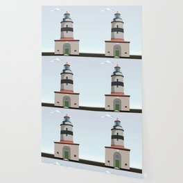 The lighthouse of Falsterbo Wallpaper