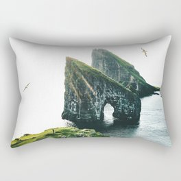 faroe islands Rectangular Pillow