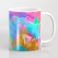 candy Mugs featuring Candy by Amy Sia