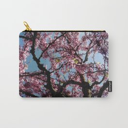 flower and light  - Cherry tree 4 Carry-All Pouch