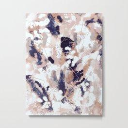 Skylar Abstract Metal Print