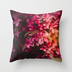 Beauty of Spring I Throw Pillow