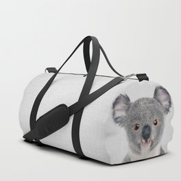 Baby Koala - Colorful Duffle Bag