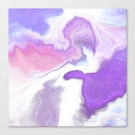 Crystal Reef III Canvas Print