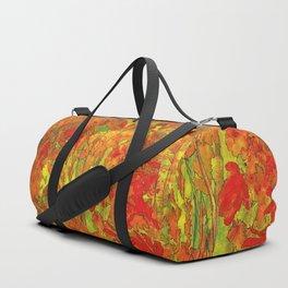 Summer doodle Duffle Bag