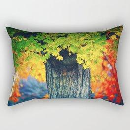 Bridging Seasons Rectangular Pillow