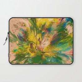 Springtime Color Explosion Laptop Sleeve