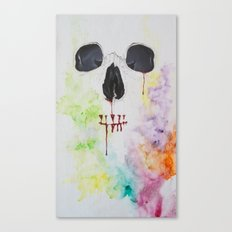 A beautiful array of something gone wrong Canvas Print