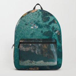 Mediterranean Sea Backpack
