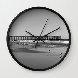 Flagler Beach Wall Clock