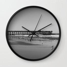 Flagler Beach Wall Clock