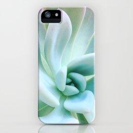 Soft Succulent iPhone Case