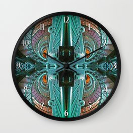 Lighthouse stairs Wall Clock