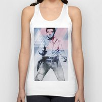 guns Tank Tops featuring 228 GUNS by AMBIDEXTROUS™