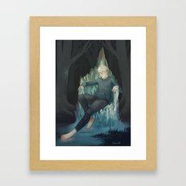 dream a dream Framed Art Print