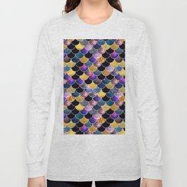Space Scallops Long Sleeve T-shirt