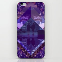 Love Lost City iPhone Skin