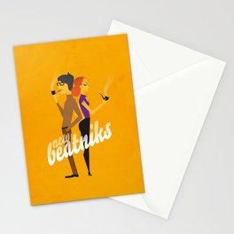 New Beatniks Stationery Cards