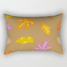 Autumn Leaves_A Rectangular Pillow