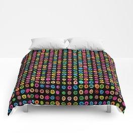 CandyDots Licorice Comforters