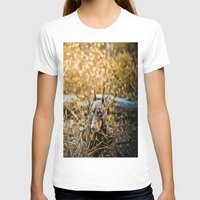 camouflage T-shirts featuring Camouflage  by Paw Prints By Jamie