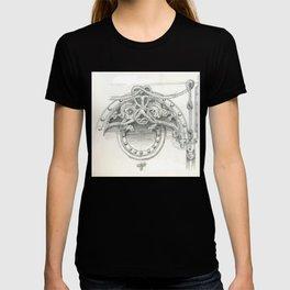 architecture sketch T-shirt