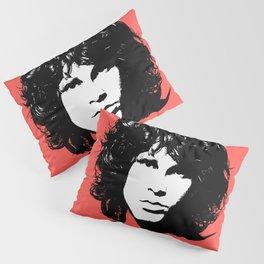 Pop Art Jim Pillow Sham